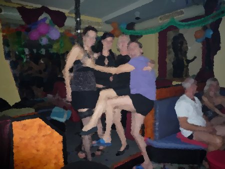überraschung freund party hardcore 2009